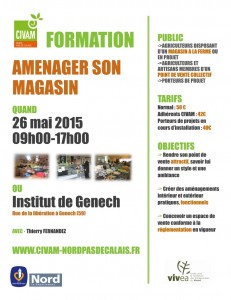 Formation aménager son magasin