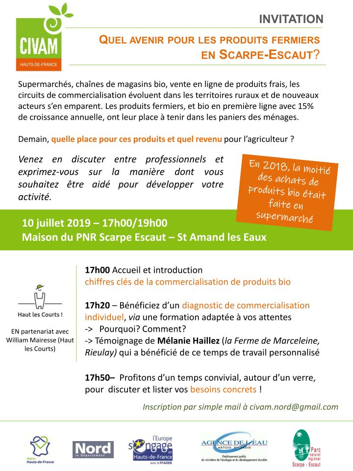 invit commercialisaton - plan bio